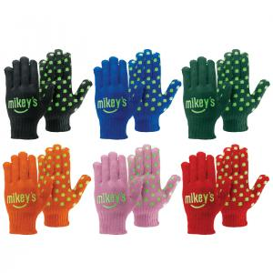 USA Made Knit Gloves All Over Print