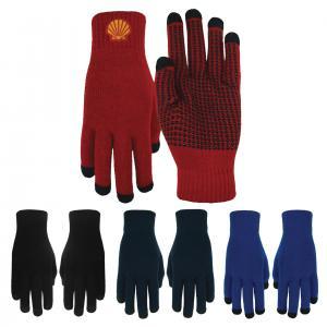 5 Finger Text Gloves