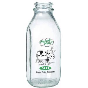 Milk Bottle Quart