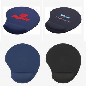 Identity Fabric Gel Wrist Mouse Pads
