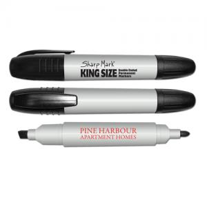 King Size Double Ended Permanent Marker