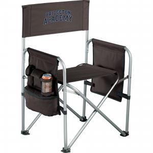 Game Time Directors Chair with Side Pockets