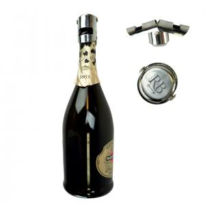 Champagne Stopper and Foil Cutter