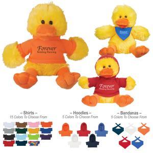 "6"" Stuffed Plush Duck"