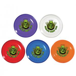 "7-1/4"" Jewel Translucent Frisbee"