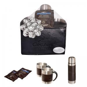 Empire Thermos & Cups Ghirardelli Cocoa Set