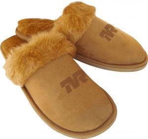 Cozzi Fur Slippers