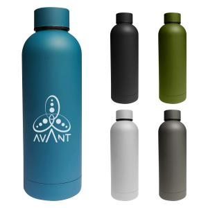 17 Oz. Clair Stainless Steel Bottle