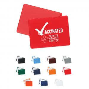 COVID-19 Small Vaccination Card Holder