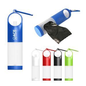 Pet Bag Dispenser with Sanitizer Spray