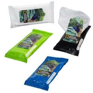 10-pack Deet-Free Insect Repellent Wipes