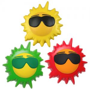 Sun In Shades Stress Relievers