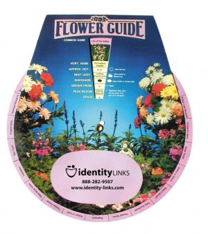 Flower Guide Wheel