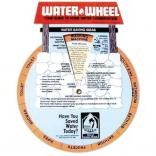 Water Conservation Wheel
