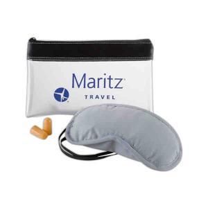 Comfort Travel Line Eye Mask w/ Ear Plugs