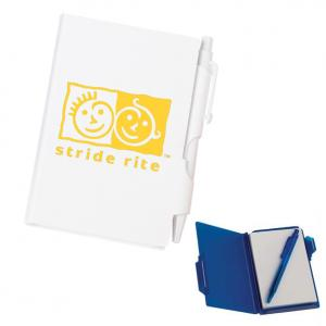 On-The-Go Logo Note Pad