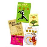 Scratch Off Promotional Cards