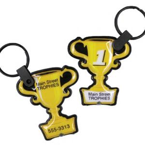 Trophy Shaped Key Tag Light