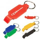 Bright Bottle Opener Keychain