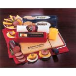 Executive Cheese, Sausage and Cracker Combo Gift Set
