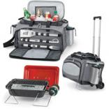 Vulcan Promotional  Portable Grill  Tailgate Set