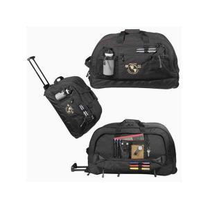Executive Wheeled Duffel Bag