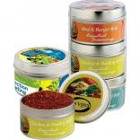 1.5 oz Gourmet Spice Rub Tins