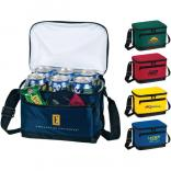Insulated Cooler Bag with Front Pocket