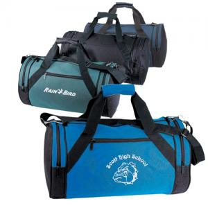Euro Roll Gym Duffel Bag