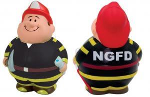 Friendly Fireman Stress Reliever