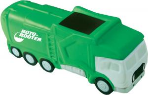 Detailed Garbage Truck Stress Reliever