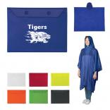 Adult Poncho with Pouch