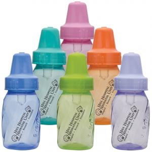 Promotional 4 Oz Bpa Free Evenflo Rainbow Baby Bottles