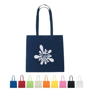4 oz. Color Cotton Tote Bags