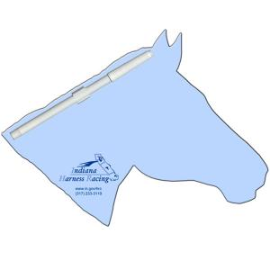Horse Head Shaped Dry Erase Board