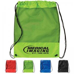 Custom Logo Cinch Bag