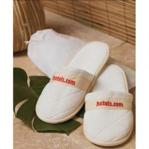 Close Toed Quilted Comfort Slippers
