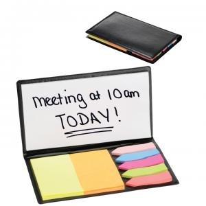 Memo Pad & Sticky Note Holder