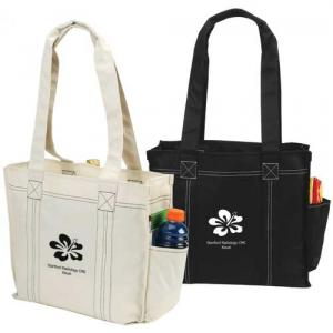 Custom Contrast Tote Bag