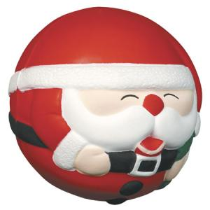Santa Claus Ball Stress Relievers