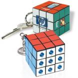 Overseas Custom Micro Rubik's Cube Key Ring