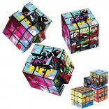 Overseas 9-Panel Full Custom Cube