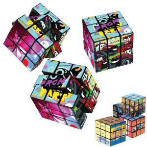 Overseas 9-Panel Full Custom Cube