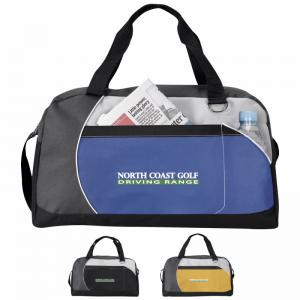 Spacious Wingman Duffel Bag