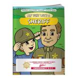 """My Visit With a Sheriff"" Coloring Book"