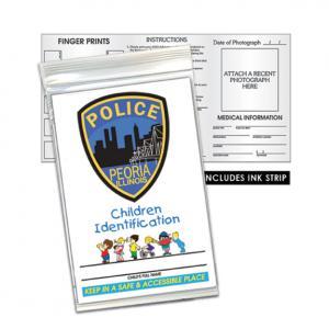 Child ID Fingerprint Kit