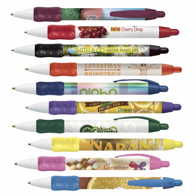 BIC Digital WideBody Color Grip Pen