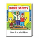 """Home Safety"" Coloring Book"