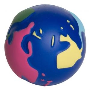 Globe Multi Color Stress Relievers