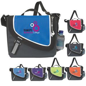 Step Ahead Messenger Bag